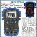 HoldPeak HP 37C Auto Range True RMS Digital Multimeter Temperature Capacitance Test and Auto Backlight