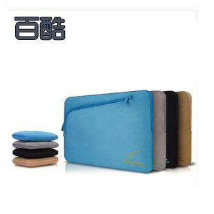 Original Cartinoe Microfiber Sleeve With Zipper For Macbook Air/Pro 11.6 13.3 15.4 With Mouse Bag, Free Shipping<br><br>Aliexpress