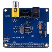 Raspberry Pi 2 HIFI DiGi+ Digital Sound Card I2S SPDIF Compatible B+ Board - Microelectrica-Excellent! store