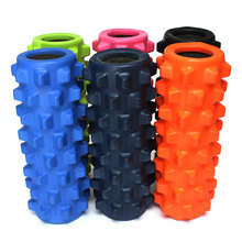 30x15cm EVA Grid Foam Massage Roller