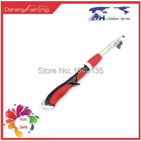 Free Shipping Ultra short 1.6m 6 segments ice fishing rod fishing pole spinning rod telescopic fishing rod Carbon fishing rod