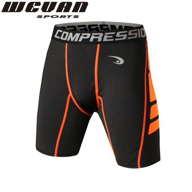 Бесплатная Доставка Человек спорт и случайные шорты тренировки колготки компрессионные ...