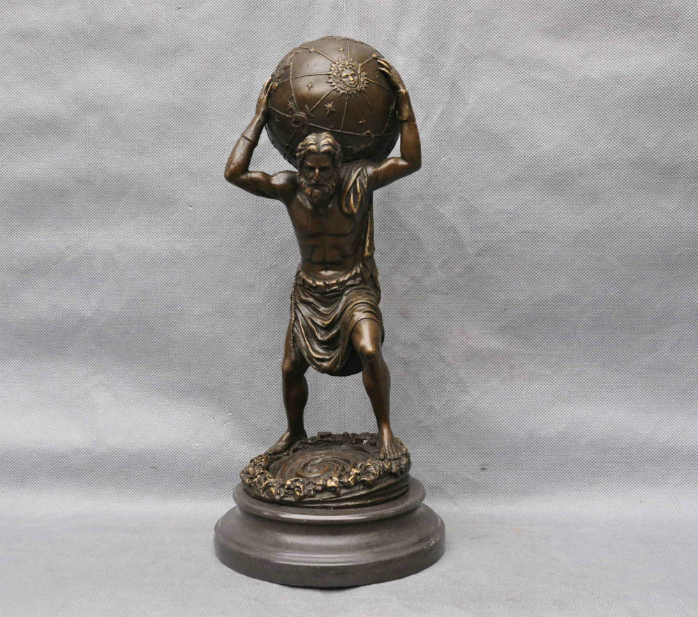 Popular Greek Gods 13 Bronze Greek Myth God