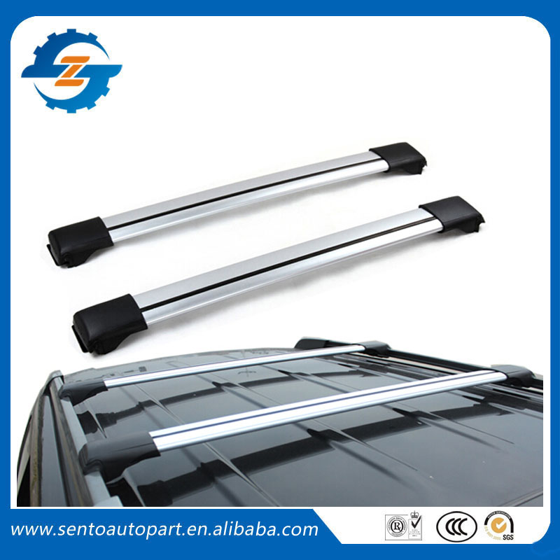 Hot sale Aluminium Prado FJ150 roof rack cross bar fit for Toyota Prado FJ150 cross rail(China (Mainland))