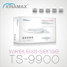 kinamax TS-9900 5800mW 58dbi Wifi Lan Card 150Mbps Wireless N WiFi Adapter with High Gain Antenna free shipping(China (Mainland))