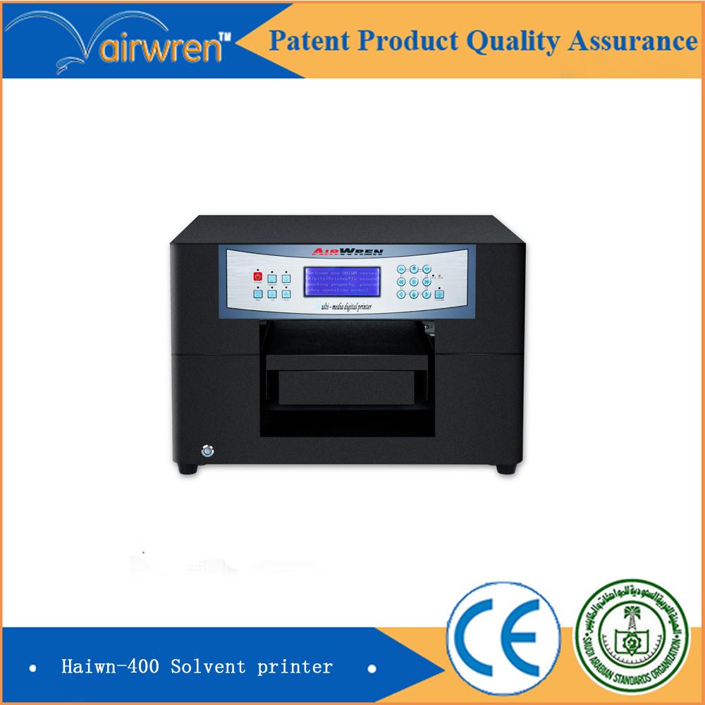 Smallest desktop a4 size phone case printer eco solvent printing machine(China (Mainland))