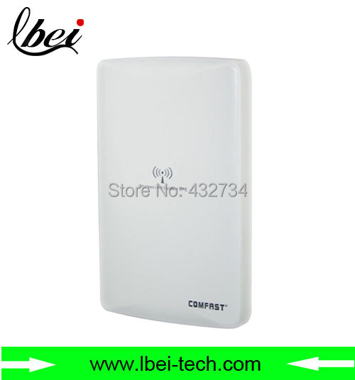 Маршрутизатор COMFAST 150Mbps WIFI CPE AP 2,4 CF-E218N 2 4ghz outdoor cpe bridge comfast cf wa300 300mbps long range signal booster extender wireless ap 16dbi