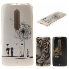 Motorola Moto X Style Case New Fashion Tiger Pattern Soft TPU Cover - BingoCase Store store