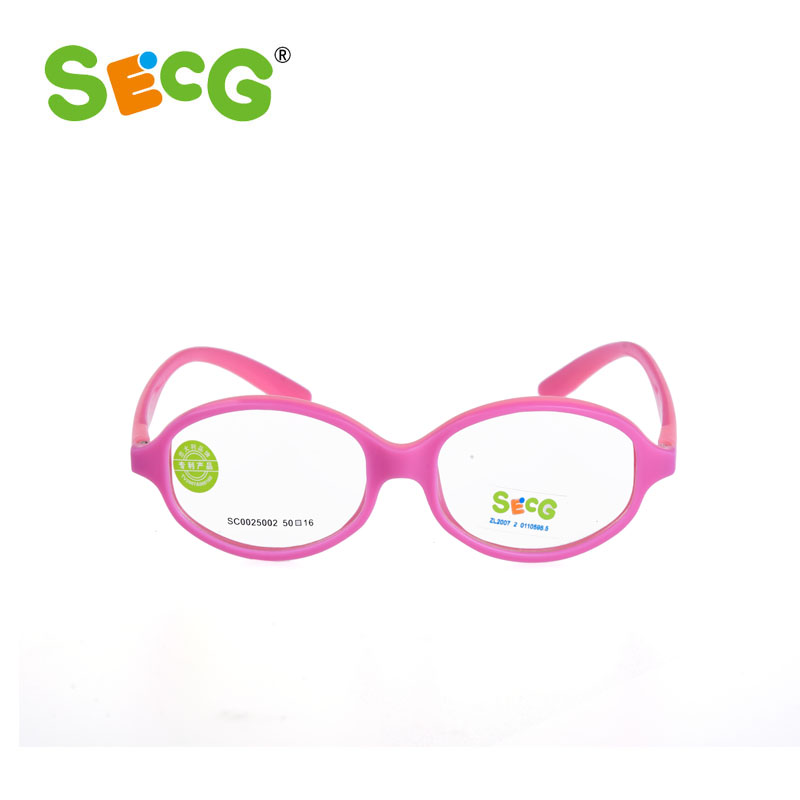 2016 Children Optical Glasses Frame Boys And Girls TR90 Nearsighted Farsightedness Correction Fashion Comfortable(China (Mainland))