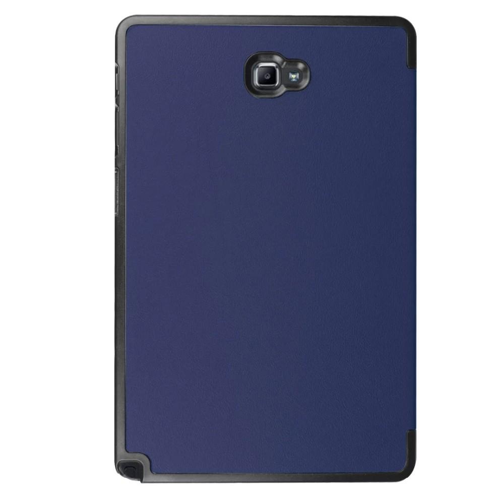 -Приталенный флип стенд Смарт чехол (с функцией автоматического пробуждения / сна функция) для Samsung Галактика закладка 10.1 с ручкой (см-P585/см-p580 портативный компьютер)