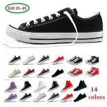 new canvas shoes sneakers unisex star flat sport shoes huarache men sneakers women sneakers  all 14 color zapatillas deportivas (China (Mainland))