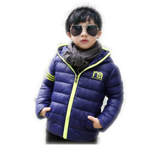 boys down jackets basic super ultra light short style down jacket kids ultralight down coat winter jacket
