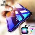 Baseus Case For iPhone 7 Plus Luxury Aurora Gradient Color Transparent Case For iPhone 6 6s