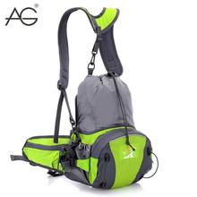 Hot 2016 New Design Nylon Waterproof Women Backpacks Outdoor Sport Camping Hiking Backpack Casual Black Travel Bags mochila(China (Mainland))