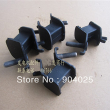 Gasoline Generator Parts 168F Vibration Feet 2KW-3KW buffer foot shock foot rack feet(China (Mainland))