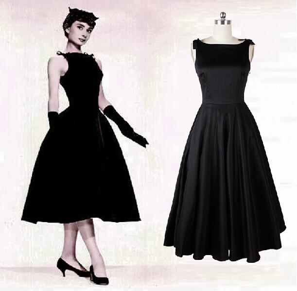 Vintage A Line Dresses