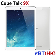 In Stock 9.7 inch Cube Talk 9X U65GT MT8392 Octa core 3G Phone Call Tablet PC 2048*1536 IPS 2MP+8MP GPS Bluetooth(Hong Kong)