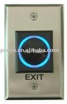 Infared Sensor No touch / Touch free Exit Sensor Release Button PY-K1-1/K1-2