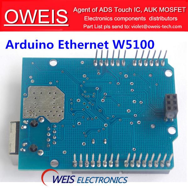 W5100 with STM32 using mbed - WIZnet Developer