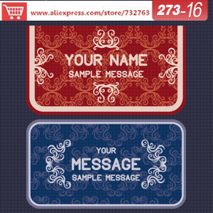 0273-16 business card template for top business card design black business cards<br><br>Aliexpress