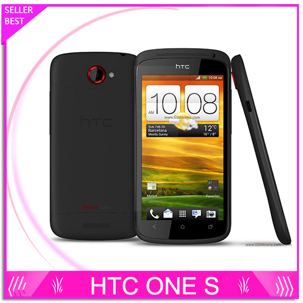 Original Unlocked <font><b>HTC</b></font> One S Z520e Z560e Mobile phone 4.3