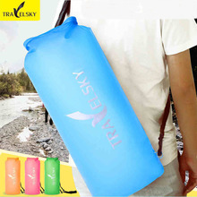 Sealed waterproof bags bucket drifting swimming outdoor Beach bags  Volume type super easy to use scratch resistant watertight(China (Mainland))