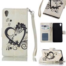 Buy Mobile Phone Cases SONY Xperia X F5121 Dual F5122 5.0 inch PU Flip Leather Wallet Bag Skin Housing Sheaths Hoods Durable for $3.76 in AliExpress store