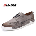 Aleader 2016 New Summer Men Fashion Oxfords Men Daily Wear Casual Shoes Comfort Driving Shoes Outdoor