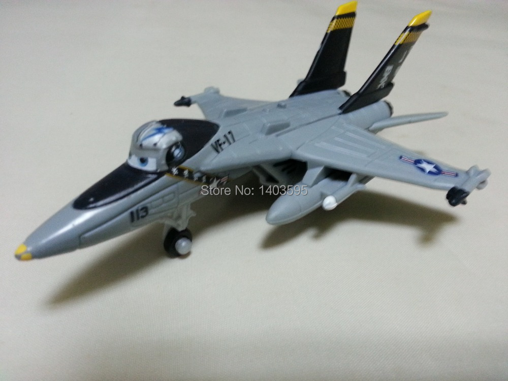 Pixar Planes Shipboard Aircraft Bravo Metal Diecast Toy Plane 1:55 Loose New In Stock &amp; Free Shipping<br><br>Aliexpress