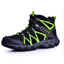 Rax men shoes women waterproof hiking boots outdoor winter Big US Size 11 EU 44 A628 - ALWAYS WITH U store