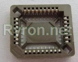 50PCS PLCC32-SMD IC Socket , PLCC32 Socket adapter , 32 Pin PLCC Converter(China (Mainland))
