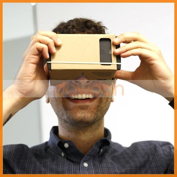 3D-очки Google cardboard DIY glasses Google 3D TV iphone 4 5 6 3d очки ritech google cardboard vr 3d google nfc 3 5 5 ritech 3d glasses