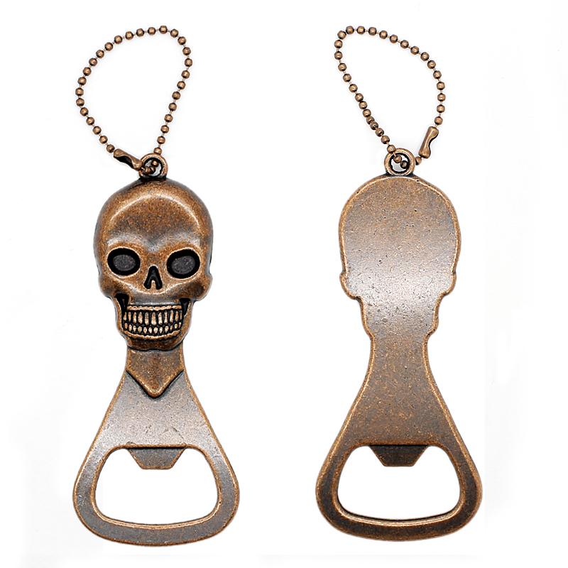 skull bottle opener promotion shop for promotional skull bottle opener on. Black Bedroom Furniture Sets. Home Design Ideas