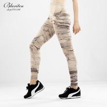 Buy Women's High Elastic Comfortable Long Pants Workout Leggings Women Slim Trousers Breathable Legging Bodybuilding S-XXL AZK146 for $5.99 in AliExpress store