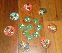 Обама таблицы Джек карман Настольный настольная игра