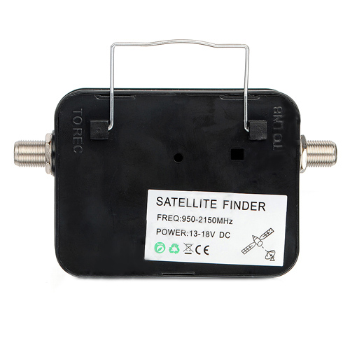 NEW FREE SHIPPING SF95 Digital Satellite Finder Signal Meter Buzzle for Directv Dish TV network(China (Mainland))