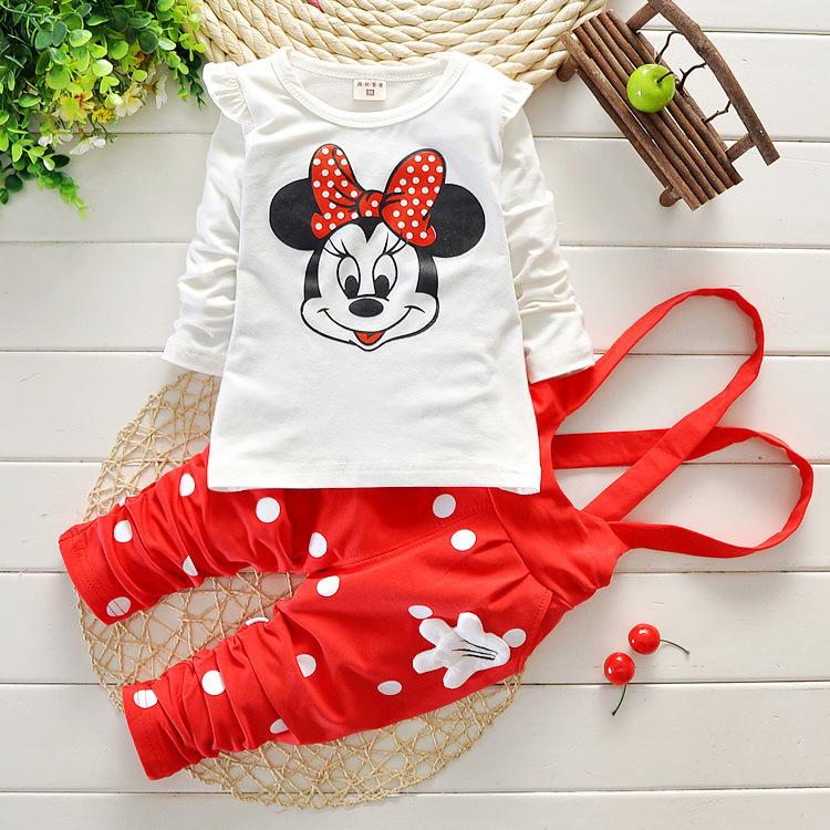 костюм для девочек Микки Маус фото