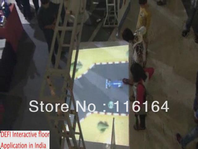 DEFI interactive floor/wall system application in India / 118 effects support win XP/7/8/10 OS(China (Mainland))