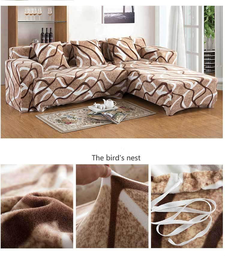 leather union jack sofa cover