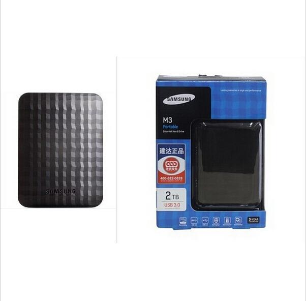HOT Externo samsung 2TB 2.5 usb3.0 Sata M3 Hard drive disk 2TB HDD Free shipping(China (Mainland))