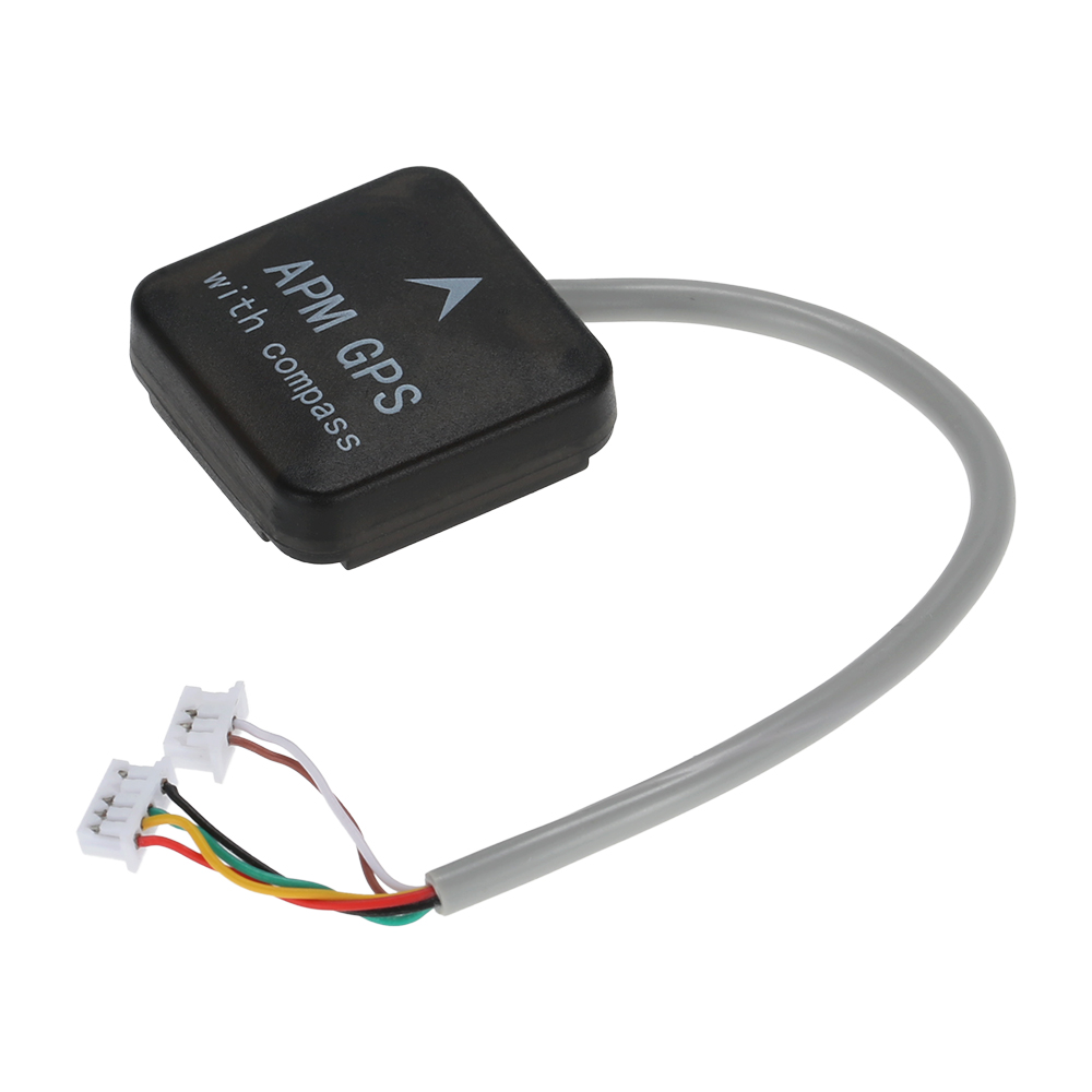 Mini GPS Module with Compass for APM Flight Control V3.1 Standard Interface Plug and Play(China (Mainland))