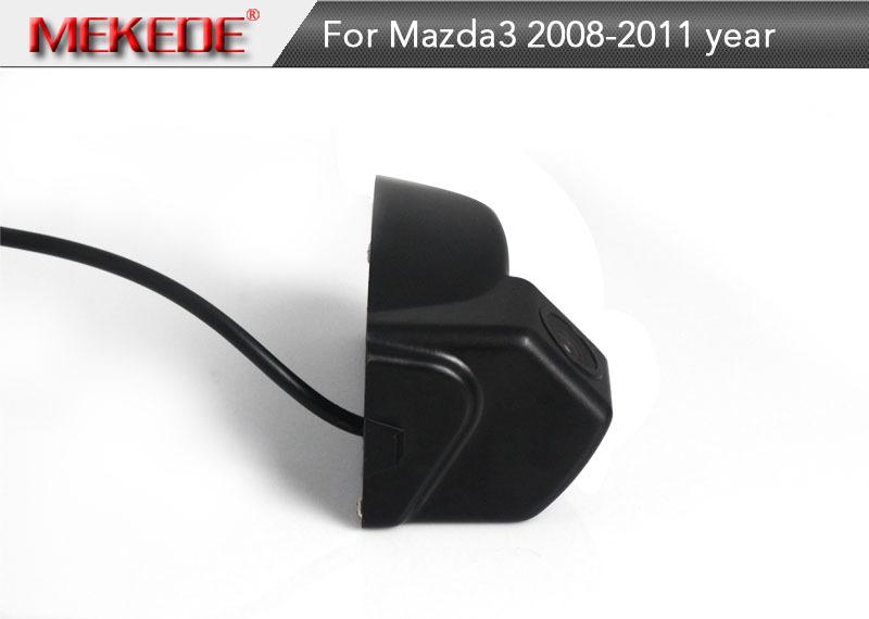 CCD camera NTSC system NIGHT VISION Car Reverse Rear View Backup camera for MAZDA 3(China (Mainland))