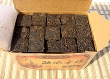 90pcs 400g Puer Tea Yunnan Menghai Longyuan Brand Ripe Puerh Buy Direct China Export Import Pu