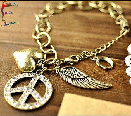 Фото - Браслет с брелоками 12pcs/Lot pandent bracelect bracelect WF017 браслет с брелоками imixlot 12pcs b703 b714 mu