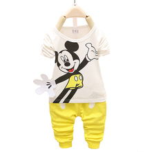 Big Size (2-6T) Boys&Girls Korean fashion Autumn&winter Cotton Clothing set,Kids Long sleeve Clothes suit,Baby Boys clothes(China (Mainland))