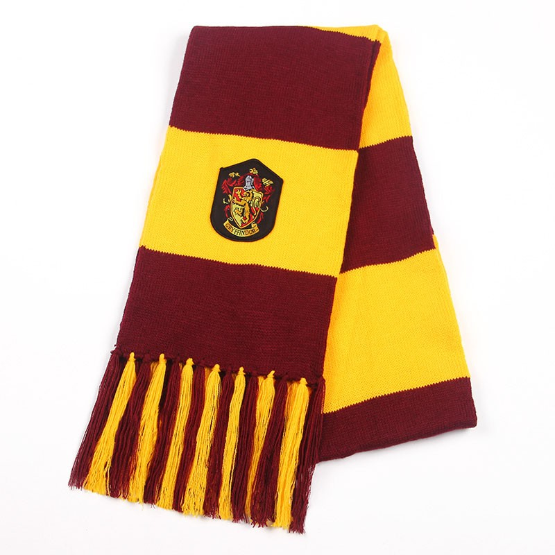 2016 Sale Real Scarf Gryffindor Scarves Scarf Winter Warm Ravenclaw College Kids Slytherin School Children Hufflepuff Sq1243
