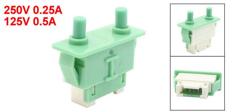 Комплектующие для холодильников 250 0.25A DPST 2 поглотитель запаха для холодильников selena