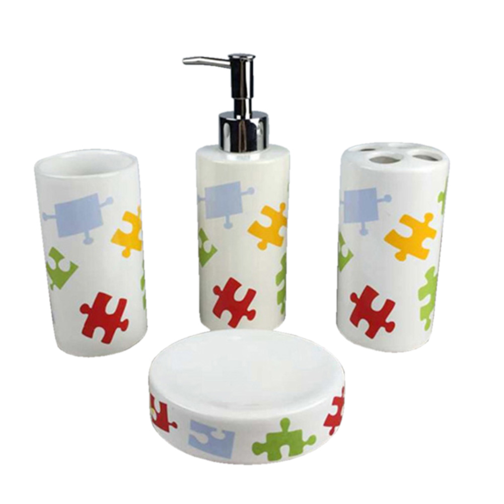 Aliexpress.com : Buy Best Selling 4 Pieces/Lot Toilet