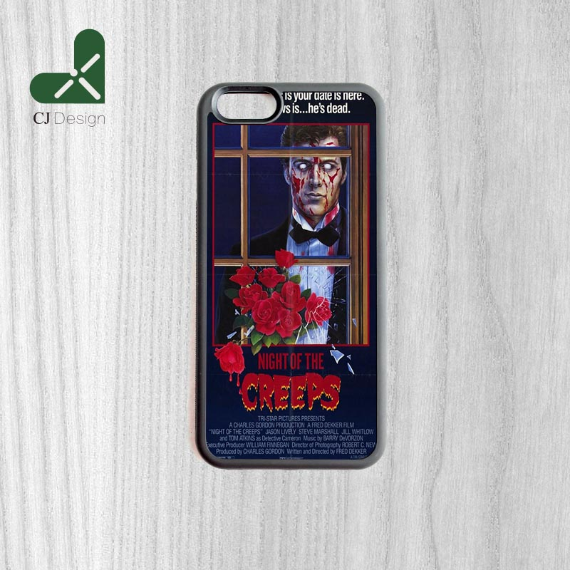 Hot Low Horror Slasher Background Printing Pattern Mobile Phone Bags Protective Cover Cases For iPhone 6 6s And 4s 5s 5c 6 Plus(China (Mainland))