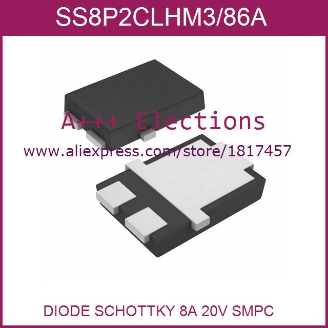 SS8P2CLHM3/86A SS8P2CLHM3 TO-277A 50pcs Diy Kit Electronic Production(China (Mainland))